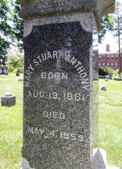 Mary Stuart Anthony