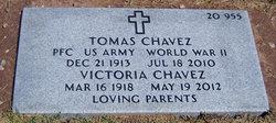 Victoria <i>Martinez</i> Chavez