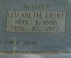Elizabeth <i>Duke</i> Allen