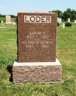 Hulda <i>Maston</i> Loder