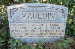 Arnold Jackson Mauldin