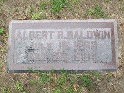 Albert R. Baldwin
