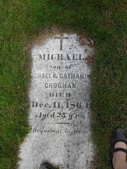 Michael Croghan