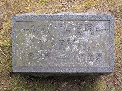 Mary Isabella <i>Cossar</i> Lyster