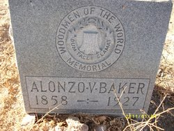 Alonzo V Baker