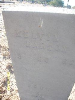 Melvin Barton
