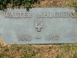 Walter Ahlgren