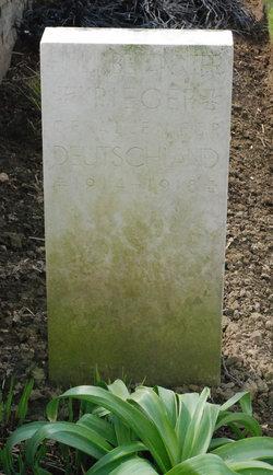Pvt An Unknown German Soldier
