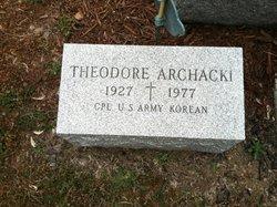 Theodore Archacki
