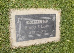 Bertha E. Lavin