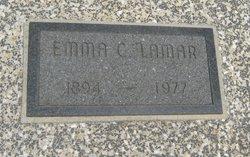 Emma C. <i>Kattengill</i> Lamar