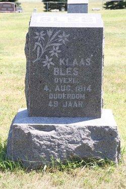 Klaas Bles