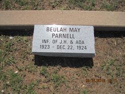 Beulah May Parnell