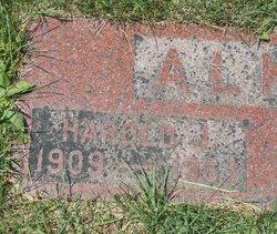 Harold J. Alkire