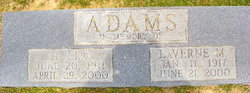LaVerne M. Adams