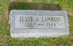 Jesse David Lambert