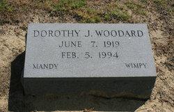 Dorothy <i>Jasperson</i> Woodard