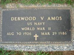 Derwood V Amos
