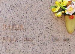 Robert Olin Baker