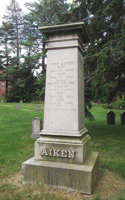 Mary <i>Means</i> Aiken