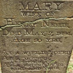 Mary <i>Mitchell</i> Neese