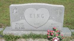 Charles Willard King