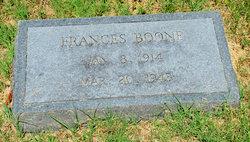 Francis Boone