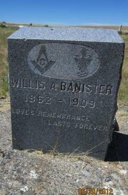Willis A. Banister