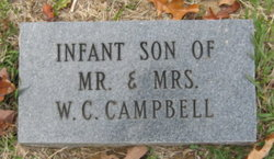 Infant Campbell