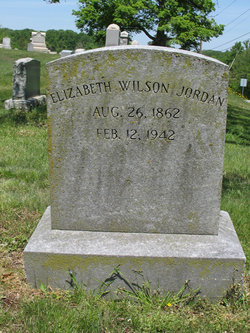 Elizabeth <i>Wilson</i> Jordan