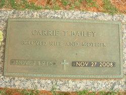 Carrie <i>Turner</i> Bailey