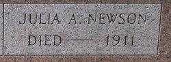 Julia A. Newson