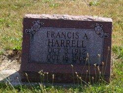 Francis A Harrell