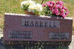 Mary E Harrell