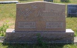 Berthold Rudicel