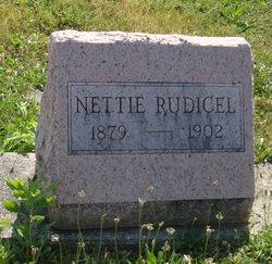 Nettie Rudicel