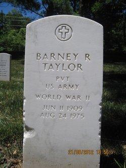 Barney R. Taylor