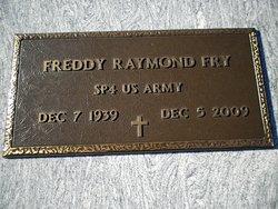 Freddy Raymond Fred Fry