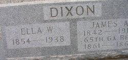 James Allen Dixon