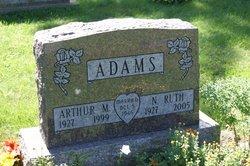 Arthur Martin Adams