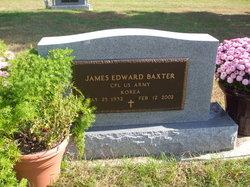 James Edward Baxter