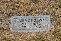 Charlene Hathaway