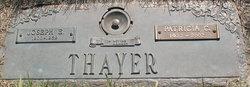Joseph Edward Joe Thayer