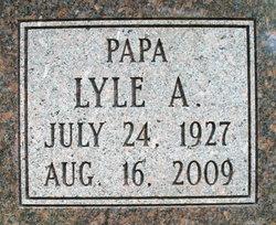 Lyle Albert Jones
