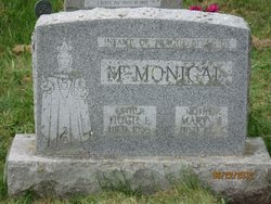 Mary Jane <i>Gallagher</i> McMonigal
