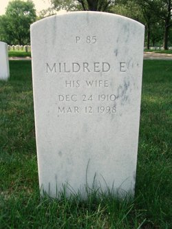 Mildred Evelyn <i>Burgdorf</i> Devery