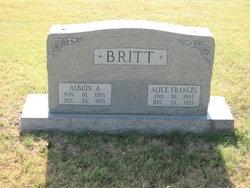 Albion A. Britt