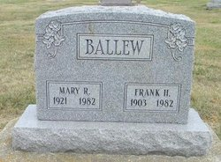 Mary R. Ballew