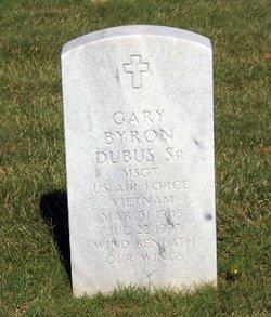 Gary Byron Dubus, Sr