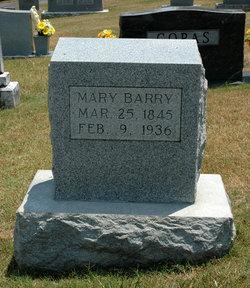 Mary <i>Stout</i> Barry